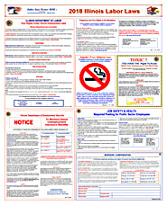 2018 Illinois Labor Law Posters